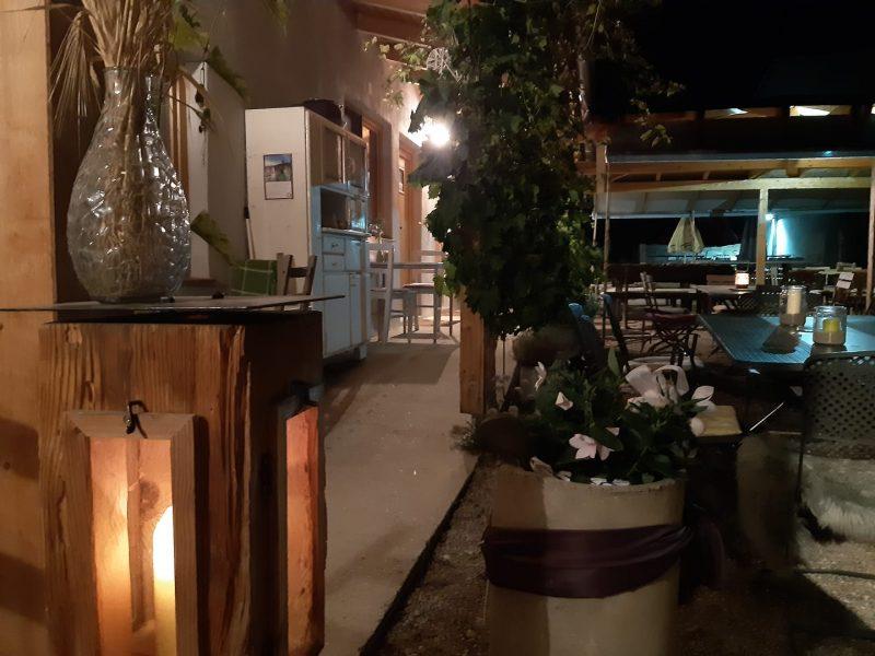 AbendstimmungimGastgarten
